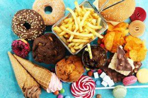 7อาหารที่ควรหลีกเลี่ยงเวลาเครียด
