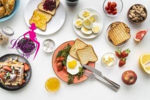 กินอาหารเช้ายังไงให้ผอม