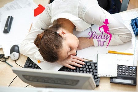 5 สาเหตุที่ทำให้เหนื่อยล้าอ่อนเพลีย